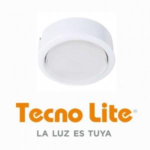 LUM.--LED-PLAFON-5.5-W-BCO.-SOBREPONER-D