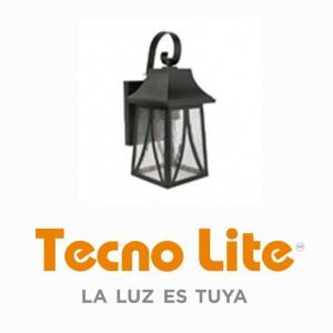 LUM.-EXTERIOR-NEGRO-240V-E27
